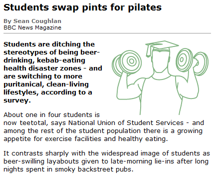 students-swap-pints-for-pilates